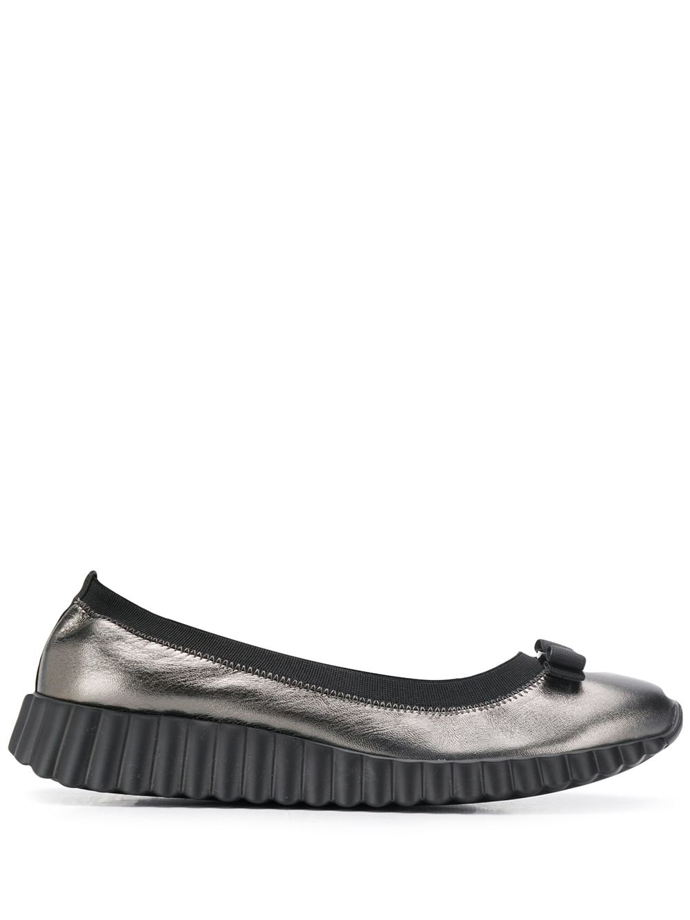 Dolly Leather Slip On Sneakers