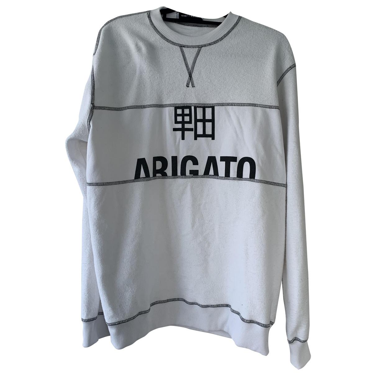 Axel Arigato - Top   pour femme en coton - blanc