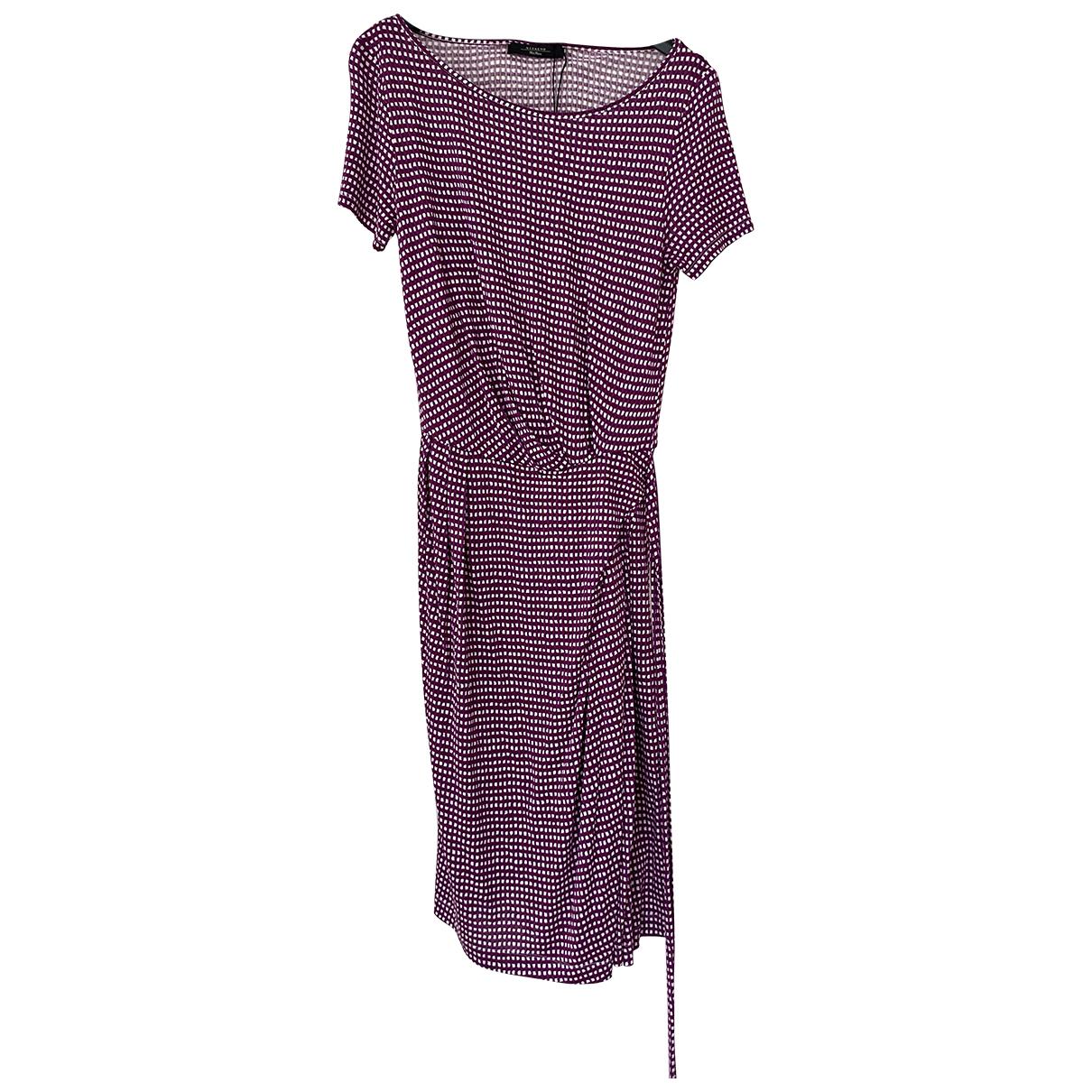 Max Mara Weekend - Robe   pour femme - violet