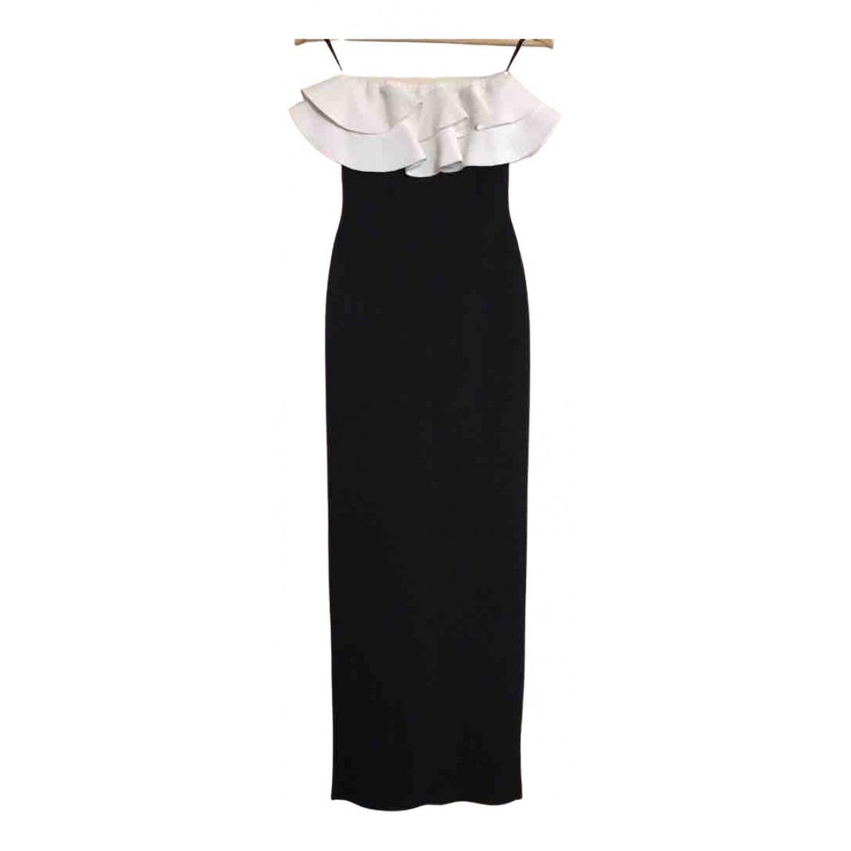 Scanlan & Theodore N Black dress for Women XS International