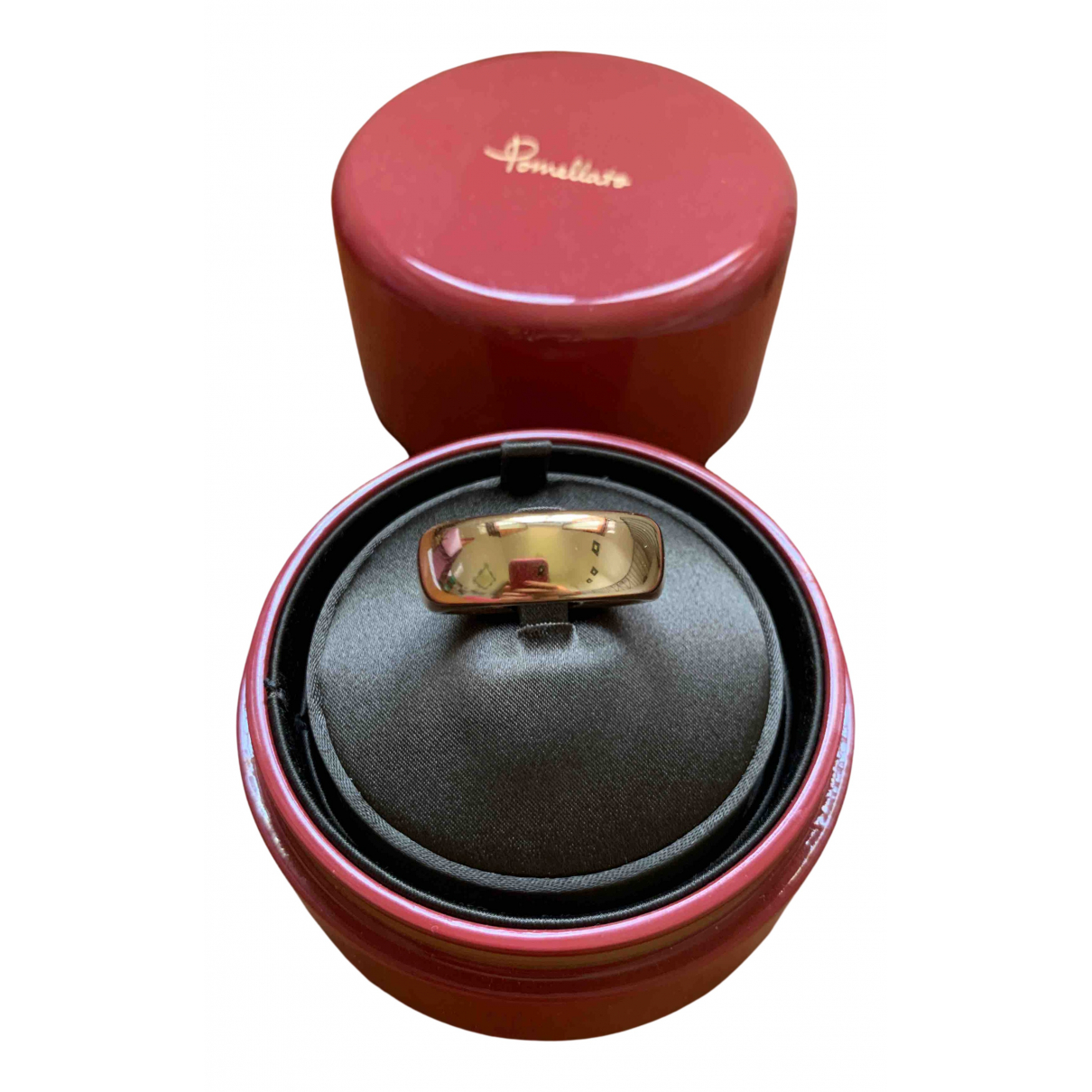 Pomellato - Bague Iconica pour femme en or rose - rose