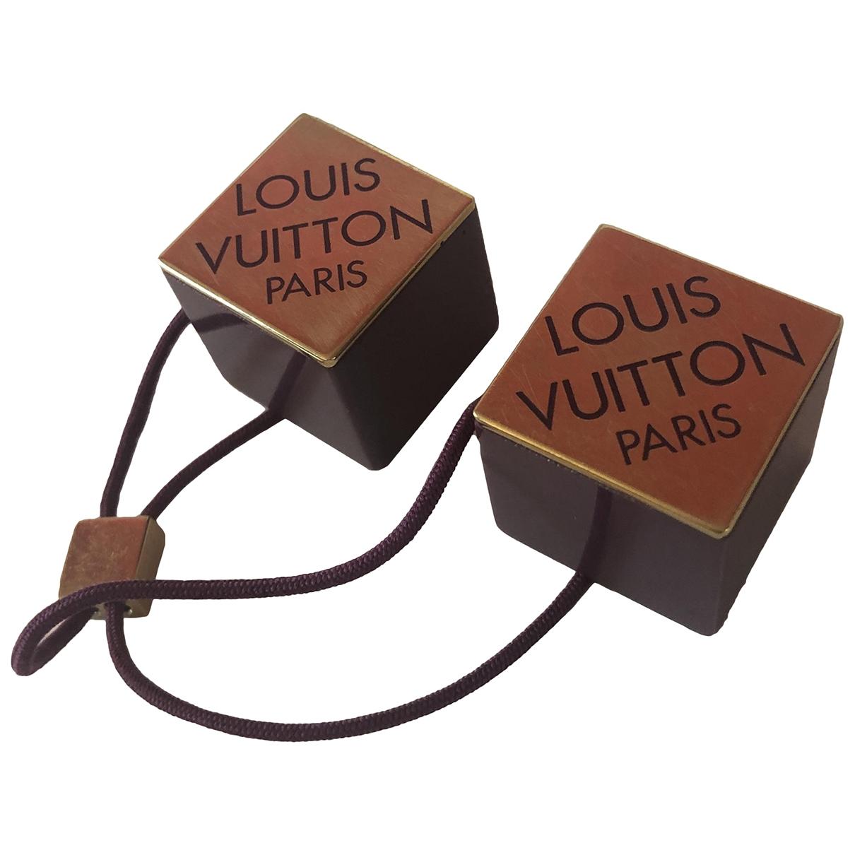 Louis Vuitton \N Haarschmuck in  Lila Kunststoff