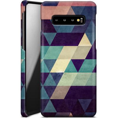 Samsung Galaxy S10 Plus Smartphone Huelle - Cryyp von Spires