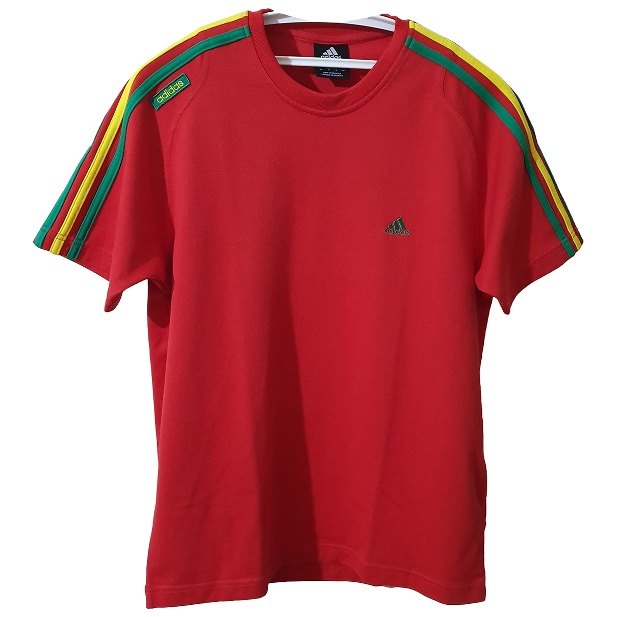 Adidas \N Multicolour Cotton T-shirts for Men M International