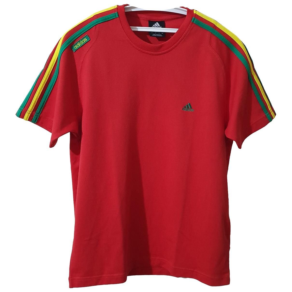 Adidas \N T-Shirts in  Bunt Baumwolle