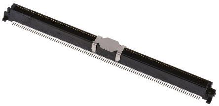 Molex , SlimStack, 55091, 200 Way, 2 Row, Straight PCB Header (5)