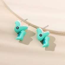 Cartoon Animal Stud Earrings