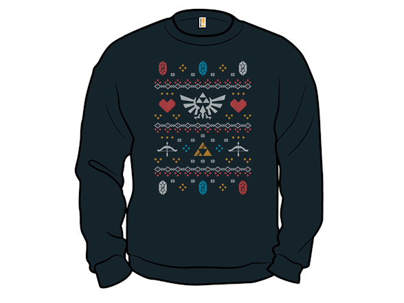 Winter Hero T Shirt