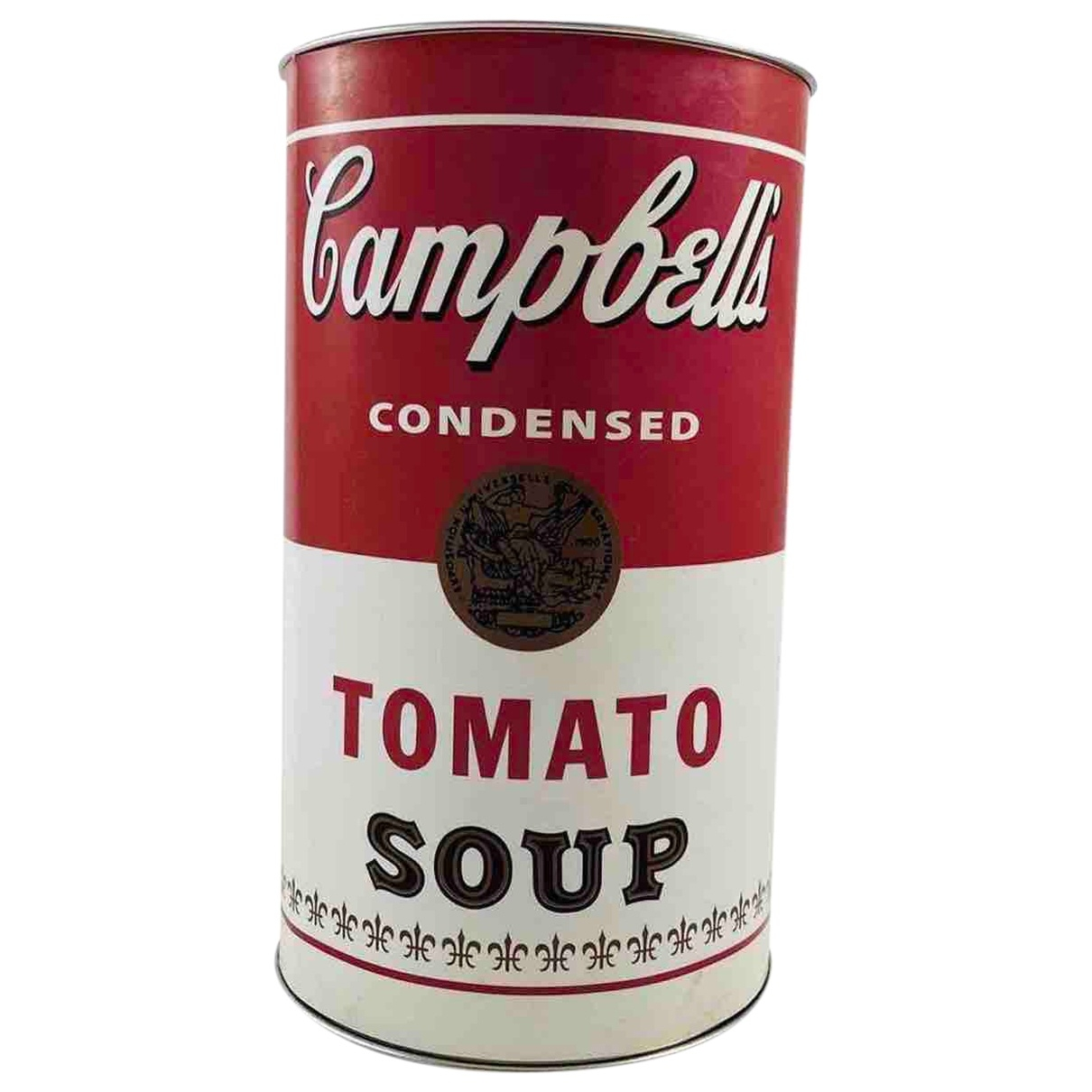 Andy Warhol - Objets & Deco   pour lifestyle en metal - rouge