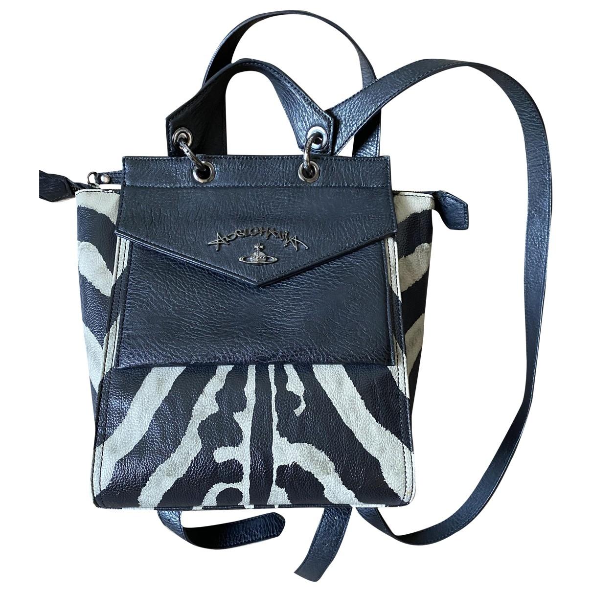 Vivienne Westwood Anglomania \N Black backpack for Women \N