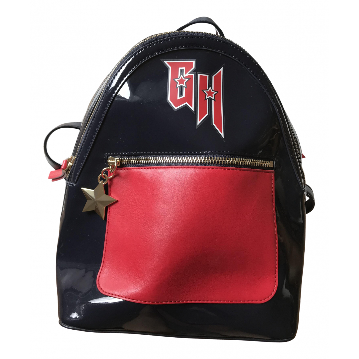Gigi Hadid X Tommy Hilfiger \N Rucksaecke in  Marine Kunststoff