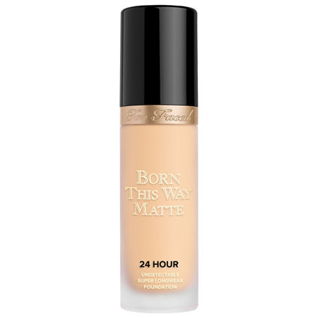 Too Faced Born This Way Matte 24 Hour Foundation, One Size , No Color Family