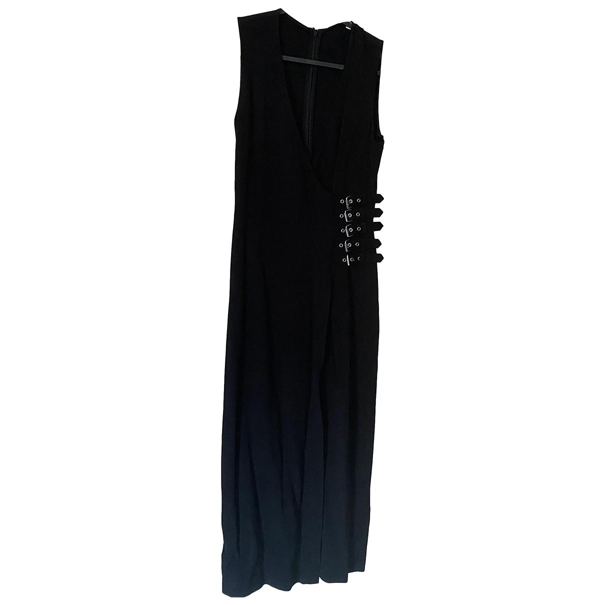 A.l.c \N Kleid in  Schwarz Viskose