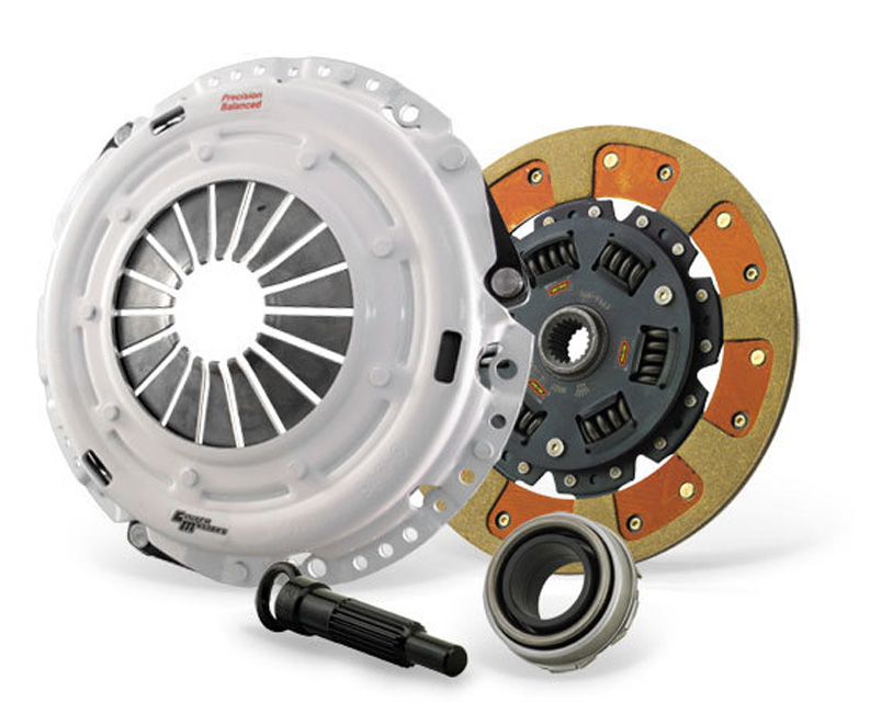 Clutch Masters 05090-HDTZ-X FX300 Single Clutch KitDodge Caliber SRT-4 2.4L SRT-4 Turbo 6speed 08-09