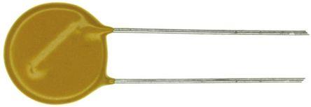 Wurth Elektronik , WE-VD Metal Oxide Varistor 840pF 50A, Clamping 340V, Varistor 200V (5)