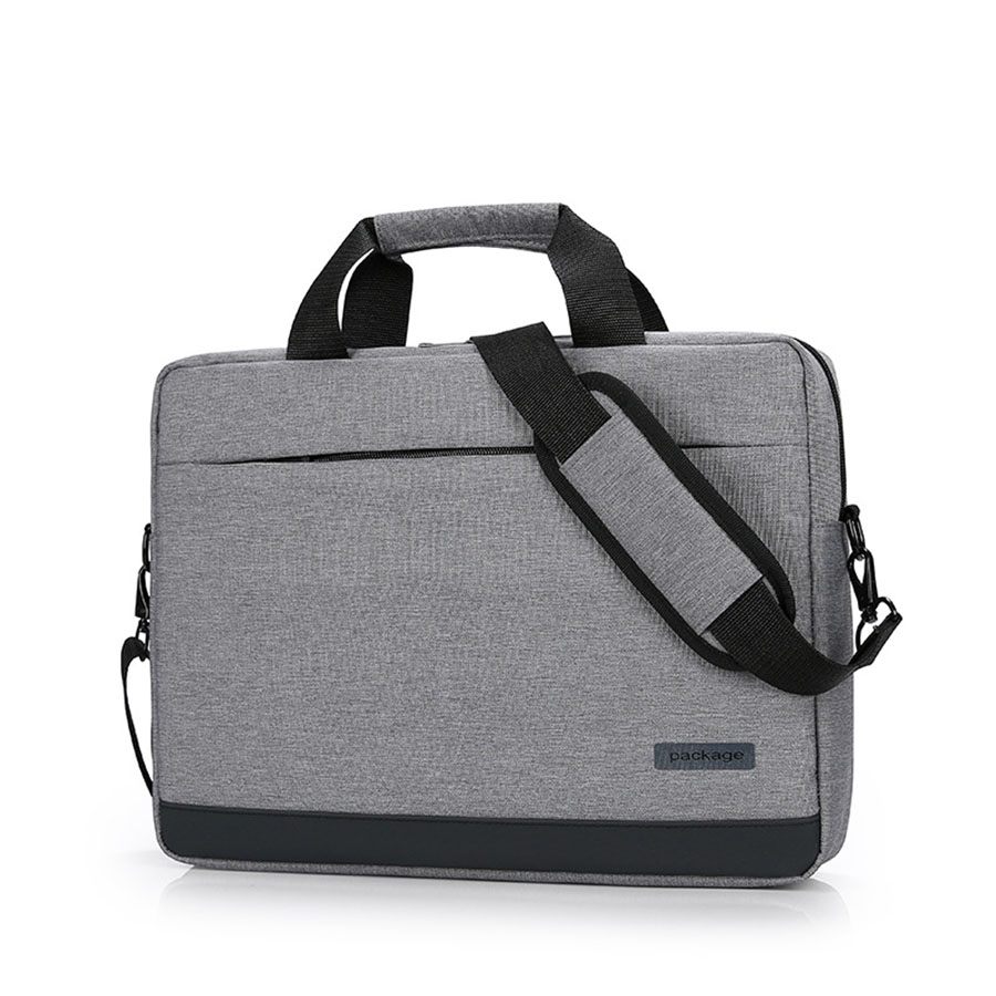 Fashion Color System Square Oxford Zipper Leisure Tote Bag