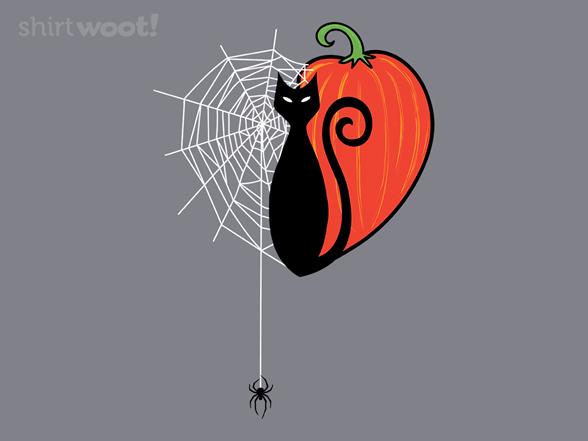 I Heart Halloween T Shirt