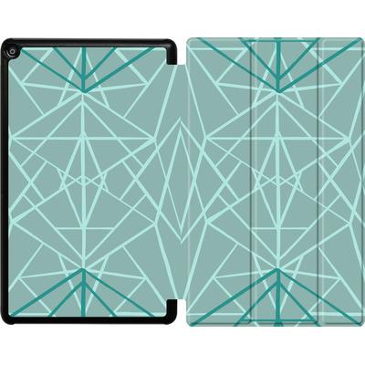 Amazon Fire HD 10 (2017) Tablet Smart Case - Geometric Sketches 3 von Mareike Bohmer