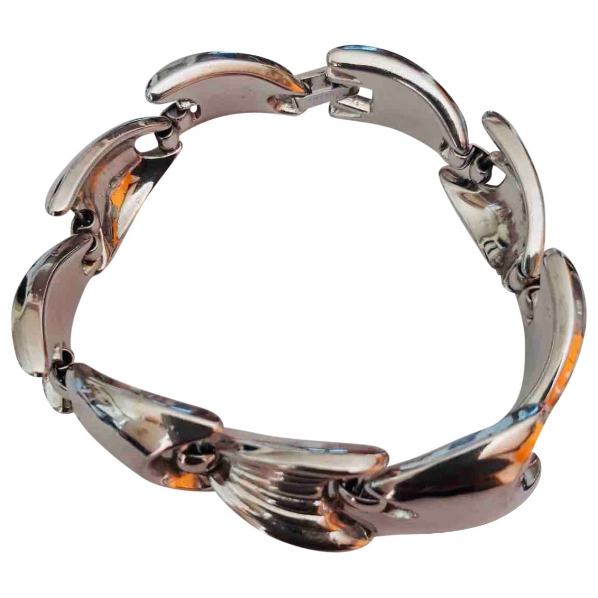Trifari \N Silver Chain bracelet for Women \N