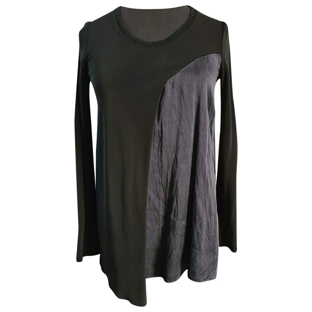 Givenchy - Top   pour femme en soie - noir