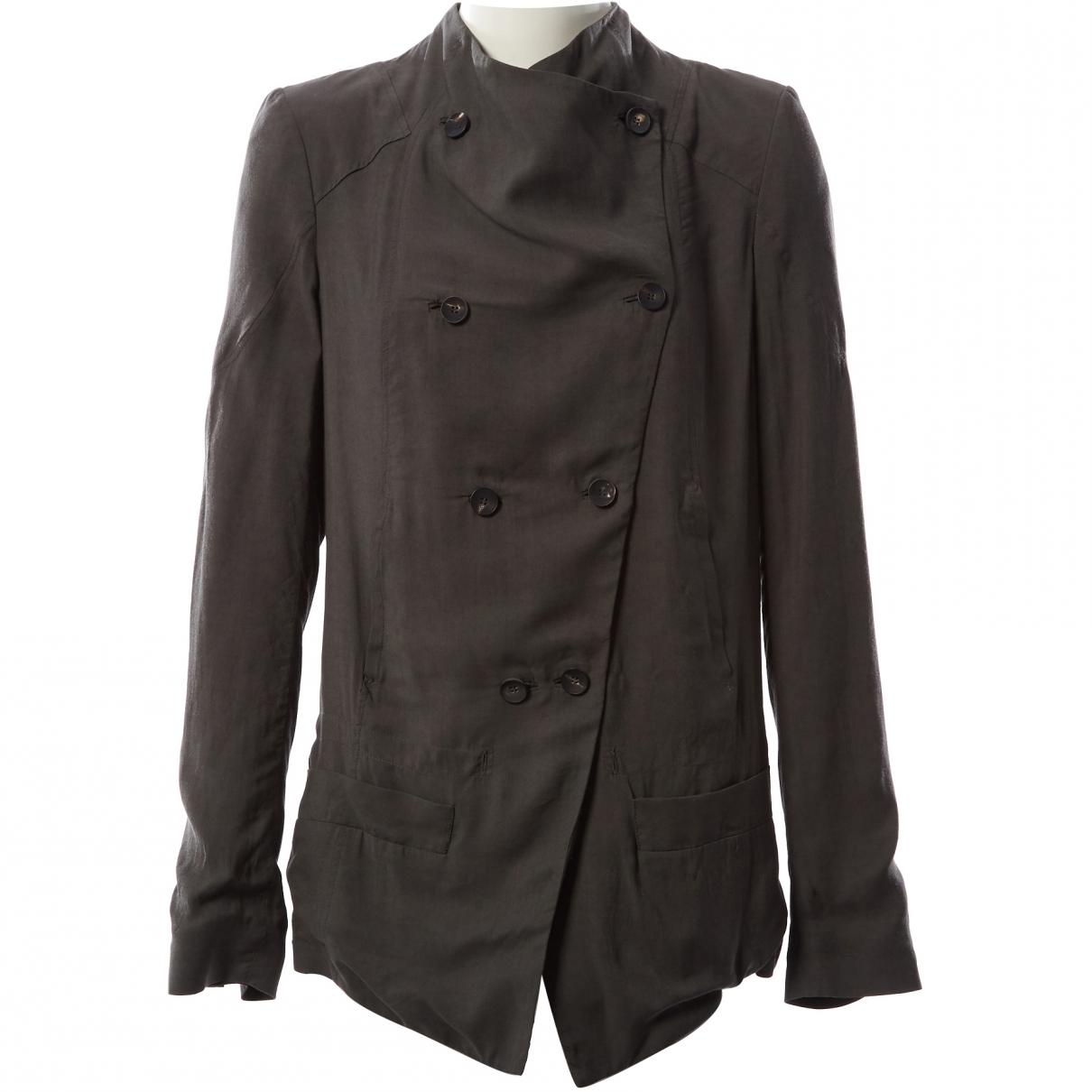 Helmut Lang \N Grey jacket for Women S International