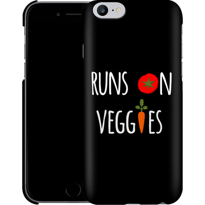 Apple iPhone 6 Plus Smartphone Huelle - Runs on Veggies von caseable Designs