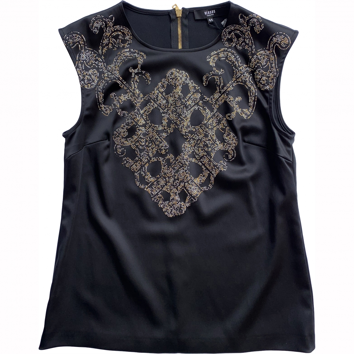 Versus \N Black  top for Women 44 IT