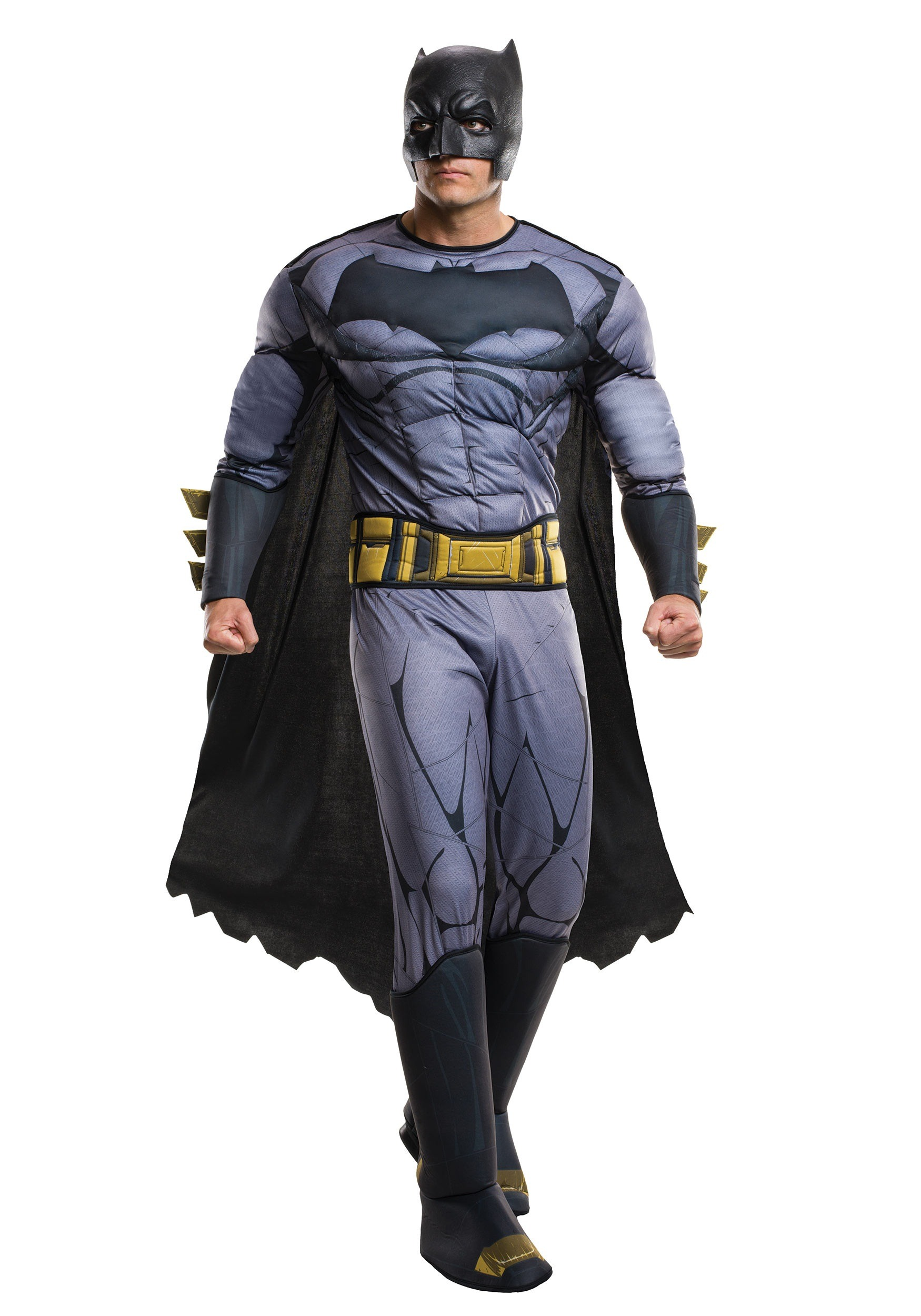 Deluxe Batman v Superman Costume for Adults