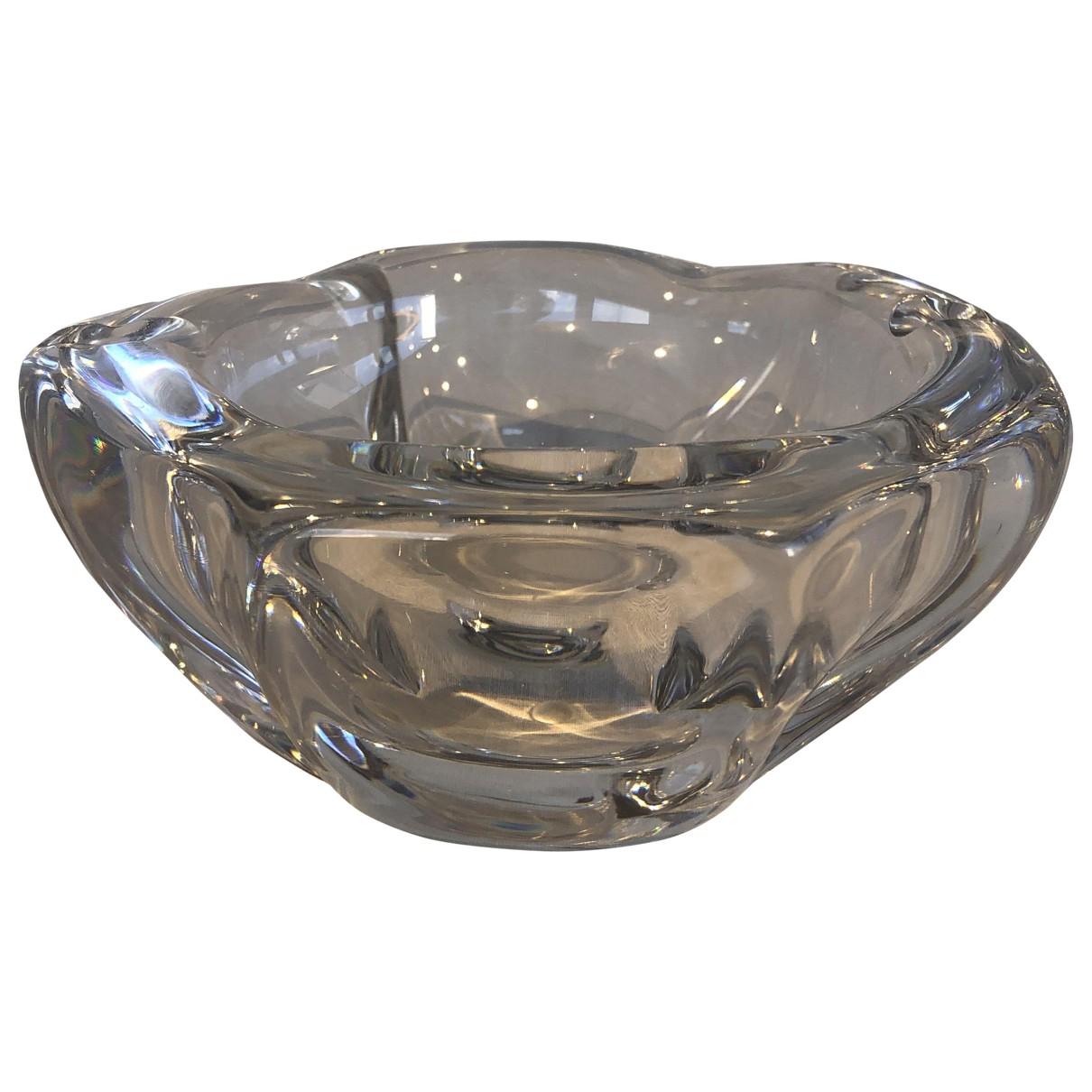 Daum - Objets & Deco   pour lifestyle en cristal - blanc