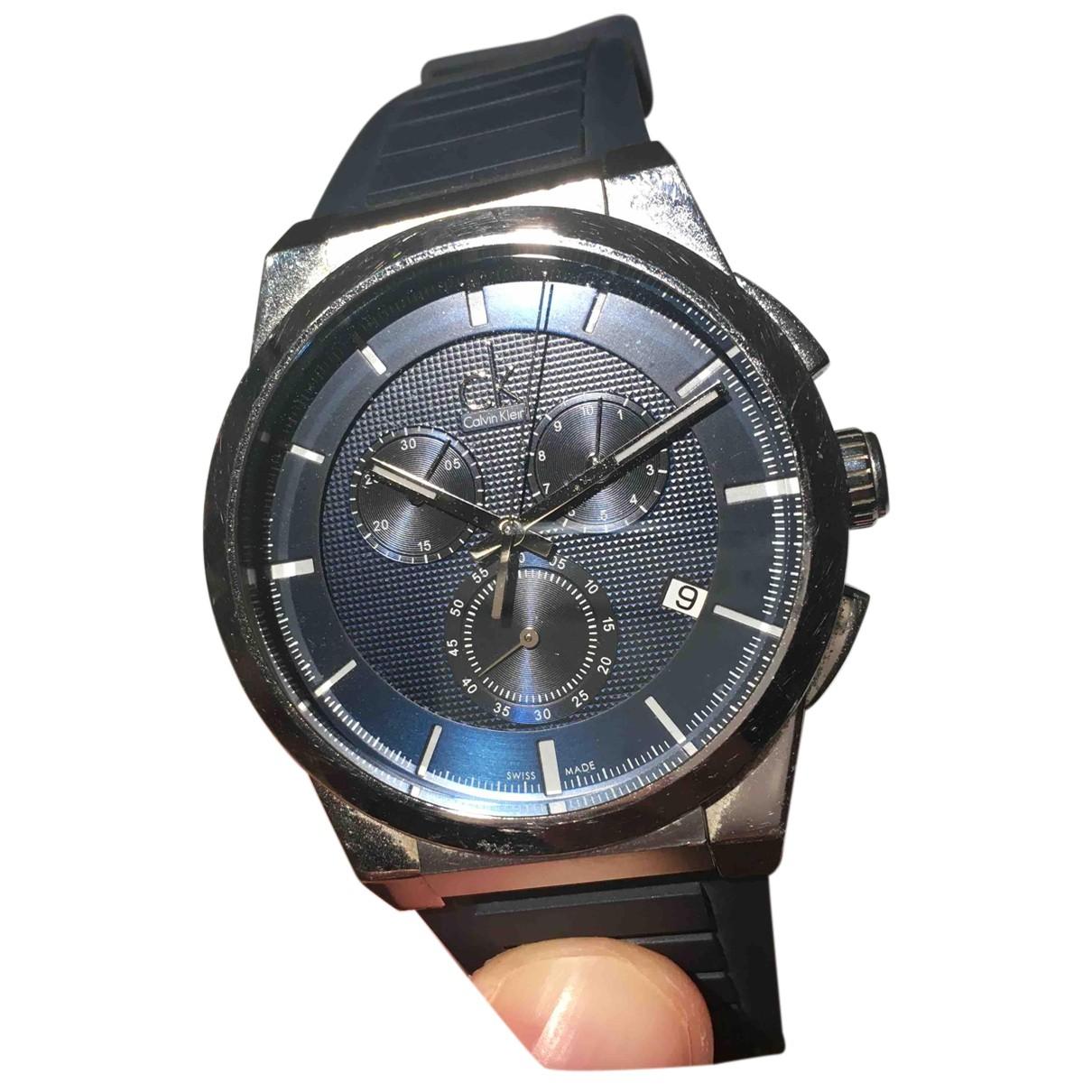 Relojes Calvin Klein
