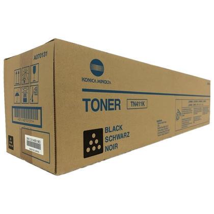 Konica-Minolta A070131 TN411K cartouche de toner originale noire