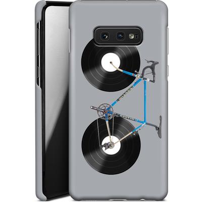 Samsung Galaxy S10e Smartphone Huelle - Retro Bike von Mark Ashkenazi