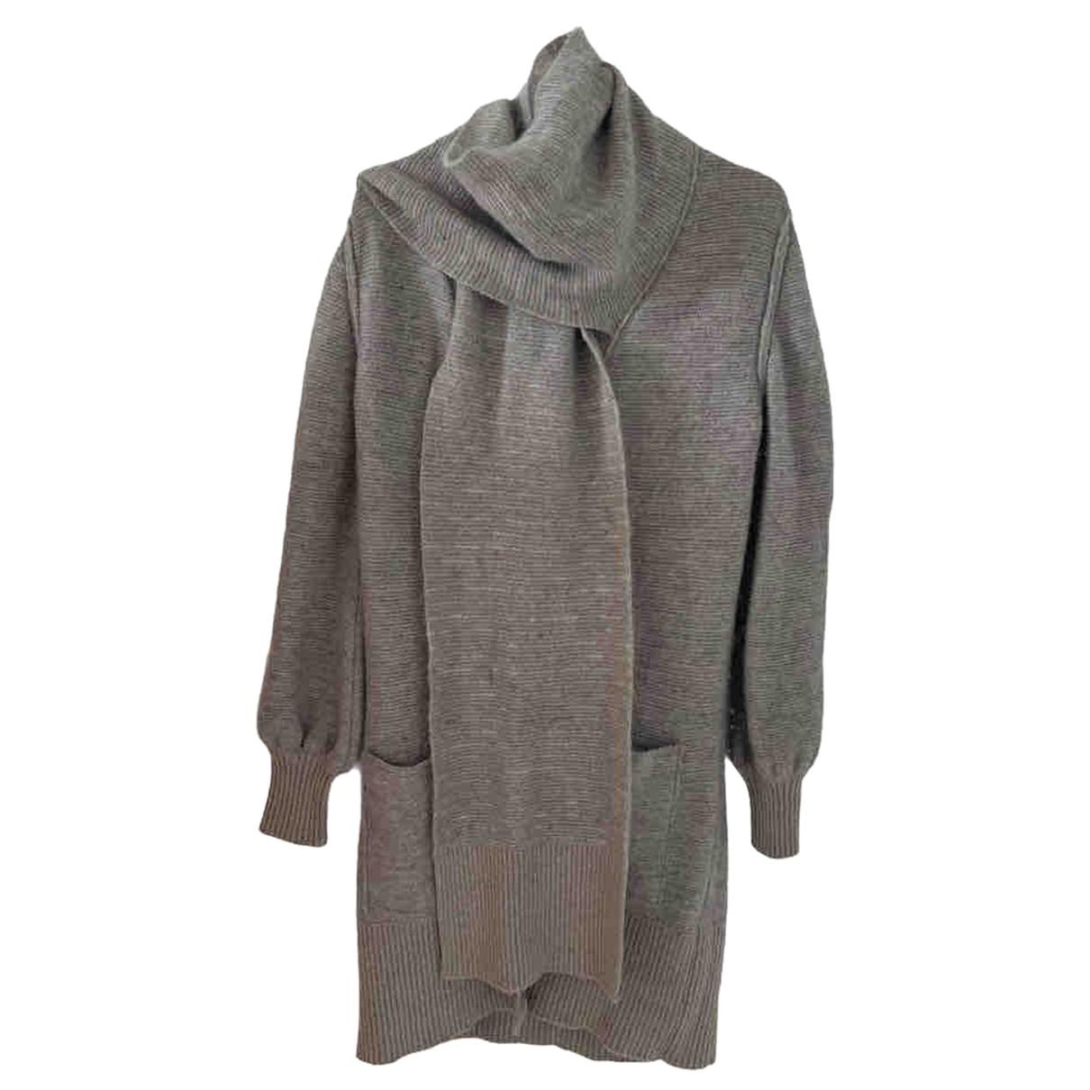 Chloé N Beige Wool Knitwear for Women XS International