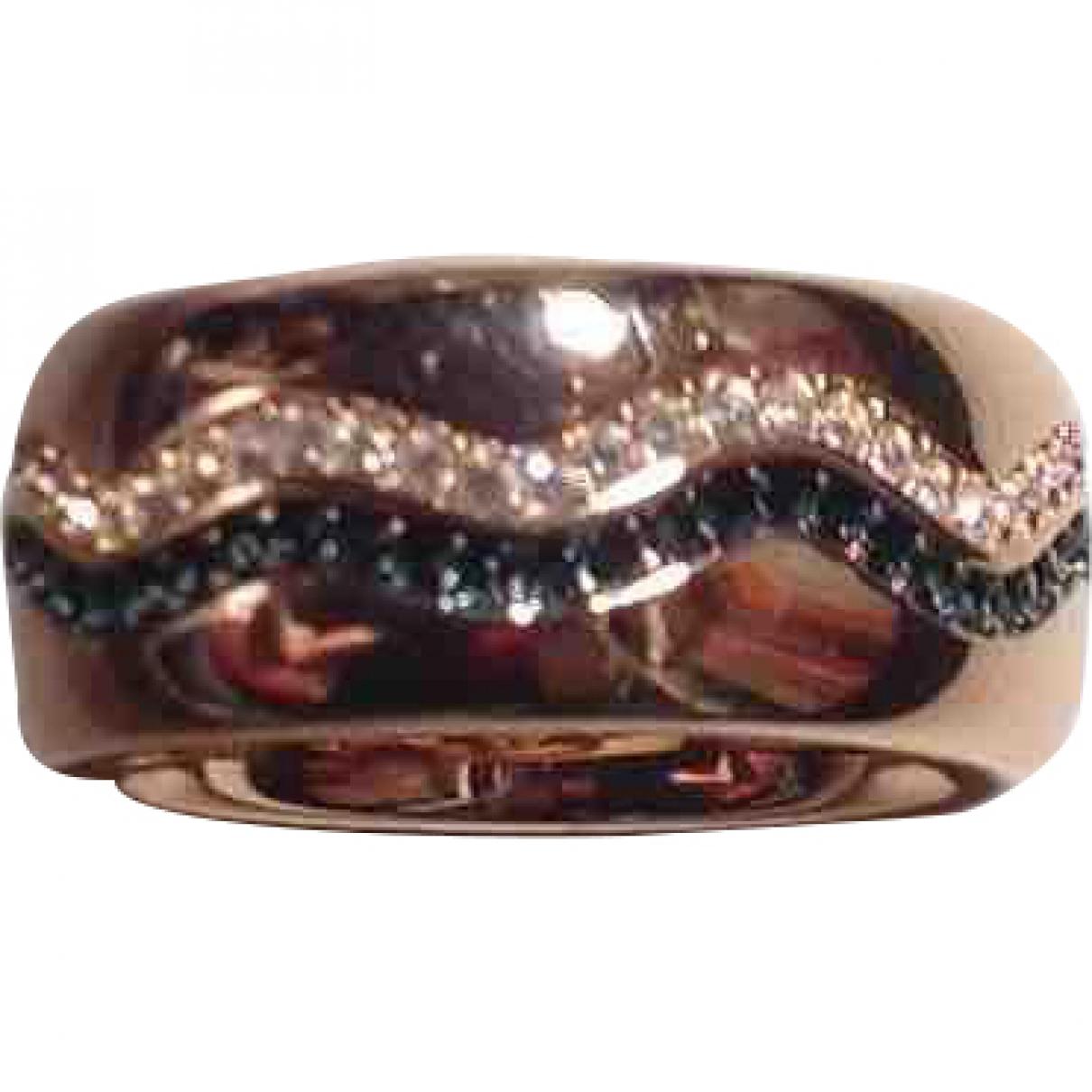 Swarovski \N Ring in Metall