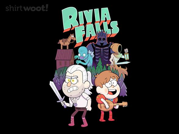Rivia Falls T Shirt