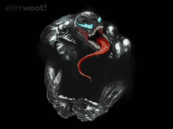 Darkness Symbiote T Shirt