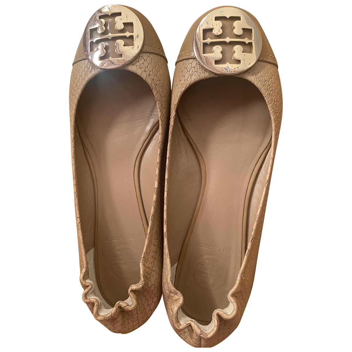 Mocasines de Charol Tory Burch