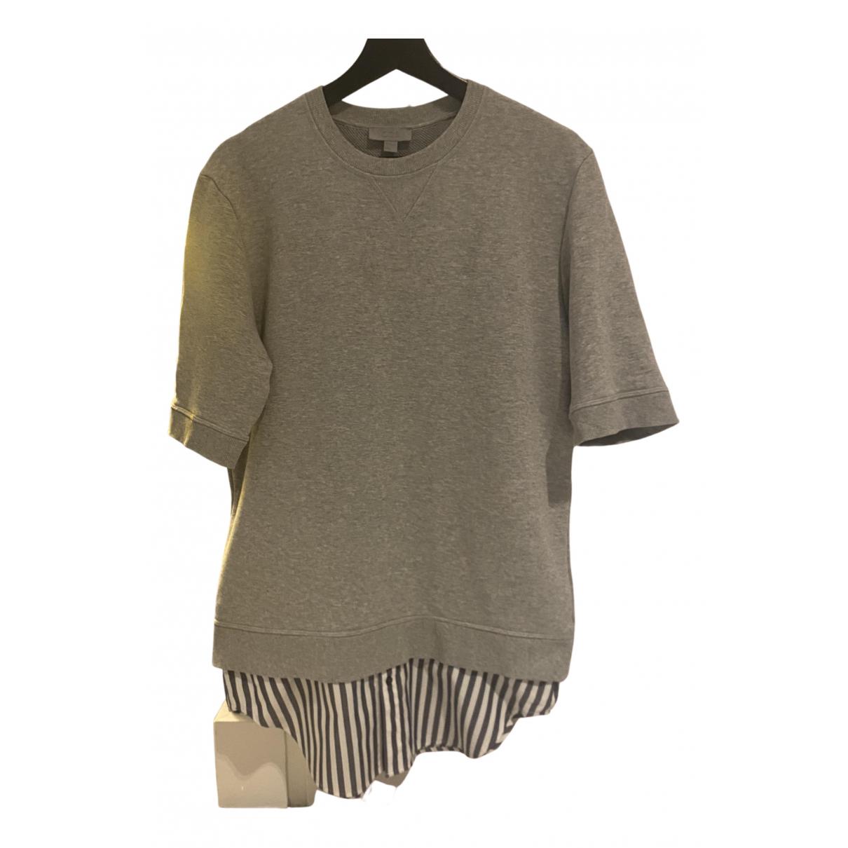 Cos N Grey Cotton Knitwear & Sweatshirts for Men M International