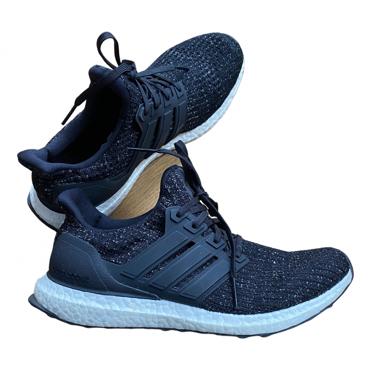 Adidas Ultraboost Anthracite Cloth Trainers for Women 7 UK