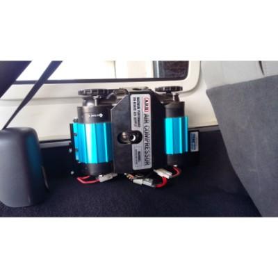 Mountain Off-Road JK Unlimited Rear Dual Air Compressor Mount - ARBJKR