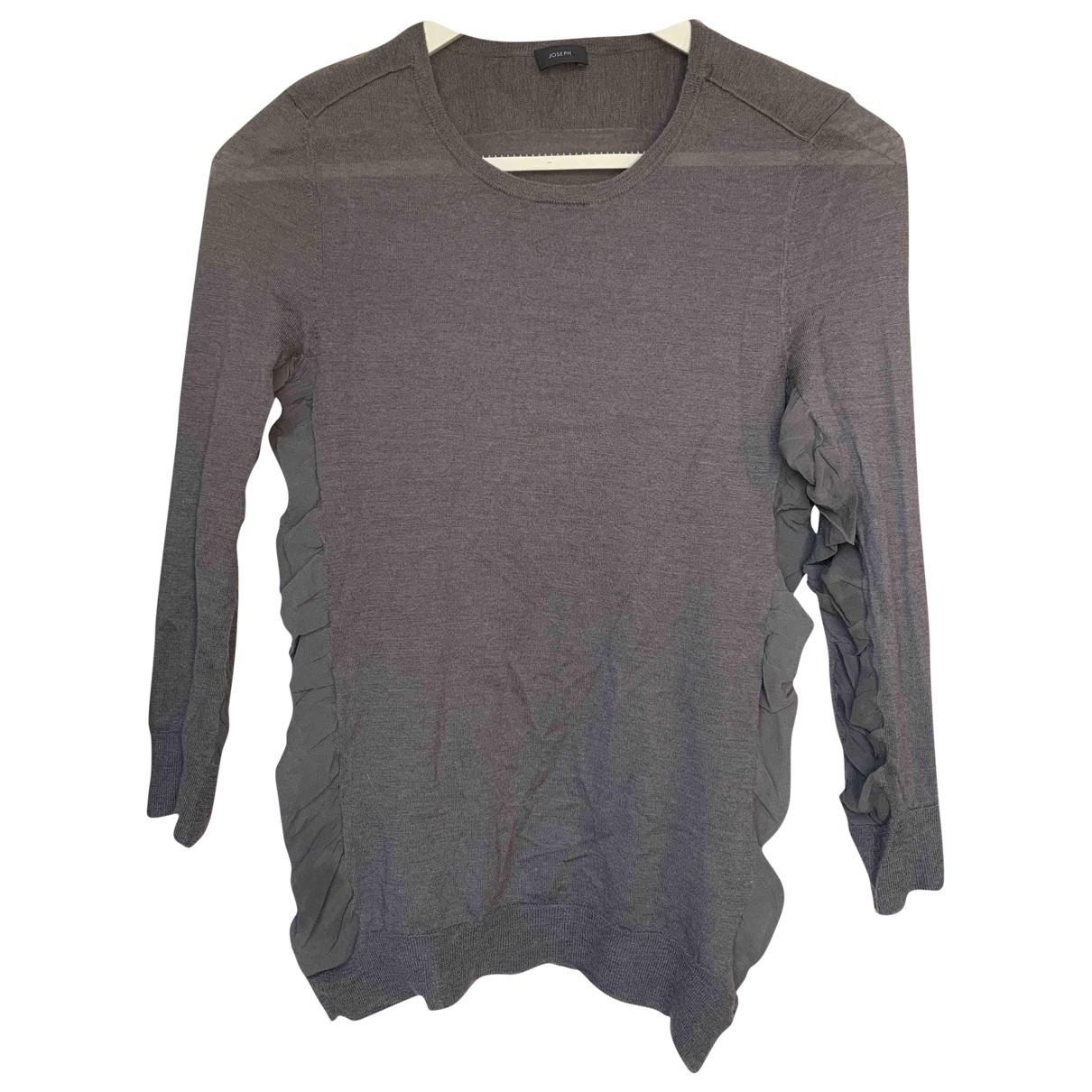 Joseph \N Khaki Wool Knitwear for Women M International