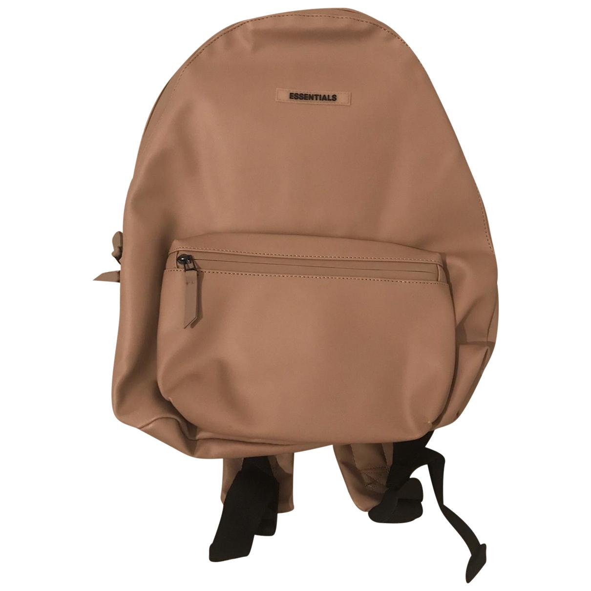 Fear Of God N Beige bag for Men N