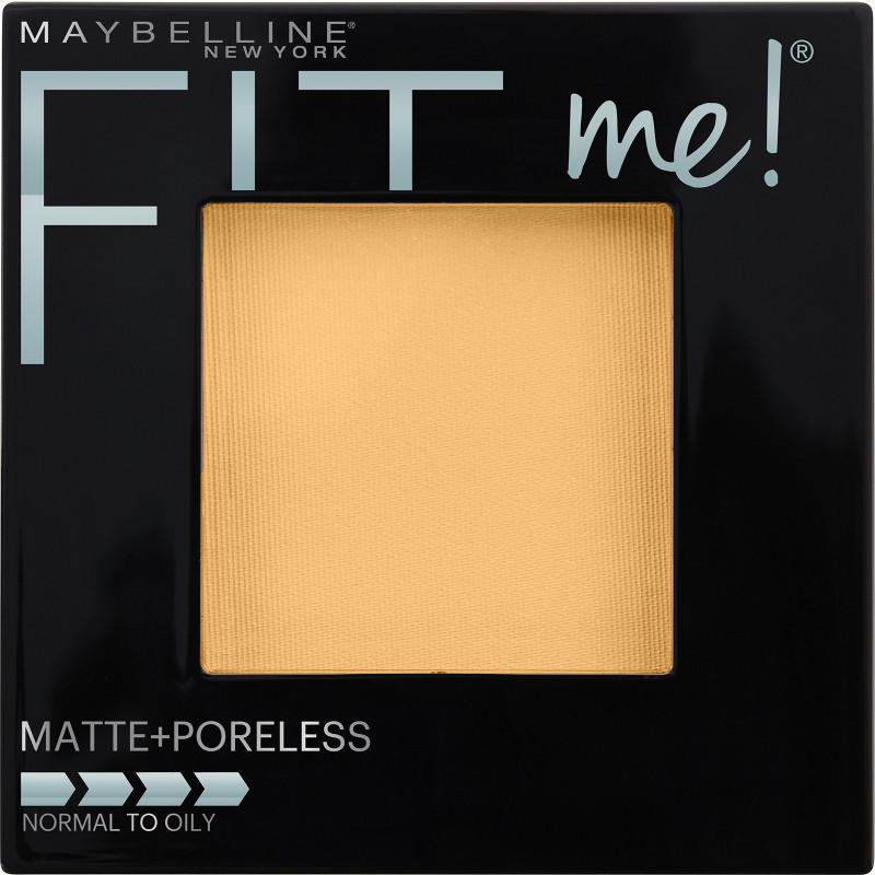 Fit Me Matte + Poreless Powder - Natural Beige