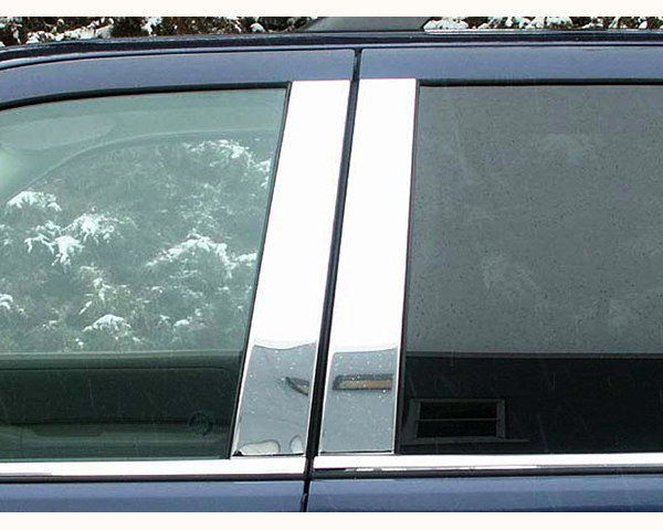 Quality Automotive Accessories 4-Piece Pillar Post Trim Kit Ford Explorer 2005