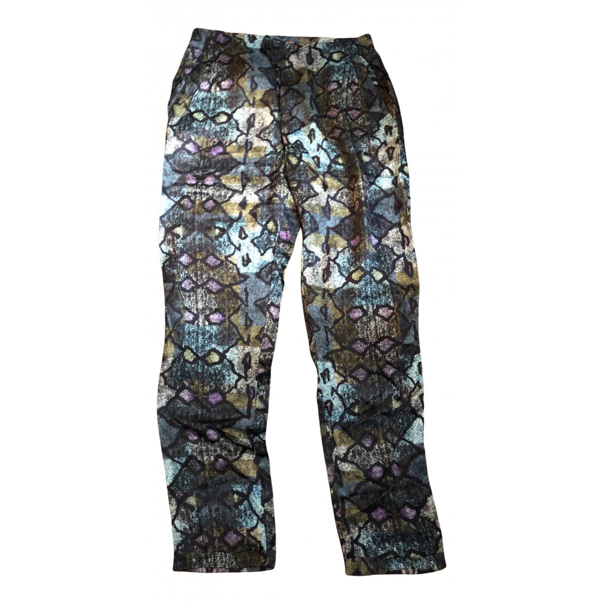 Hugo Boss N Silk Trousers for Women 34 FR