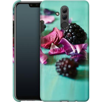 Huawei Mate 20 Lite Smartphone Huelle - Stills Flowers Fruit von Joy StClaire
