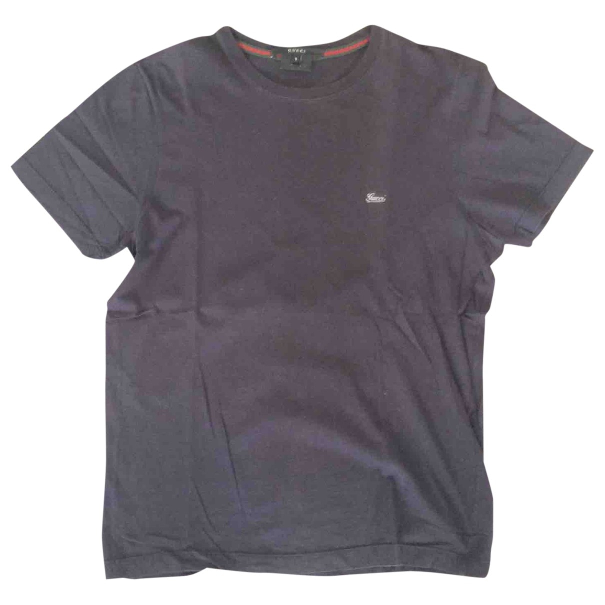 Gucci \N Navy Cotton T-shirts for Men S International