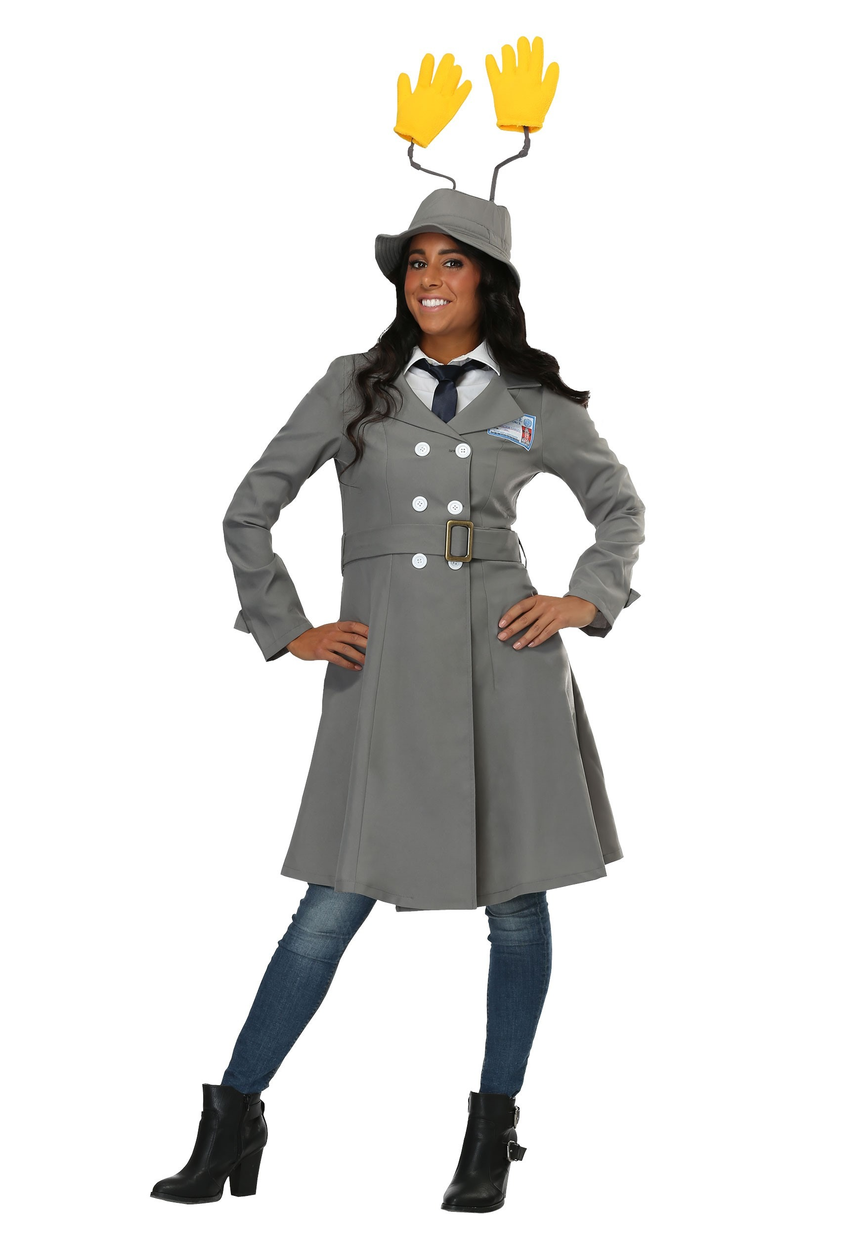 Women's Inspector Gadget Costume