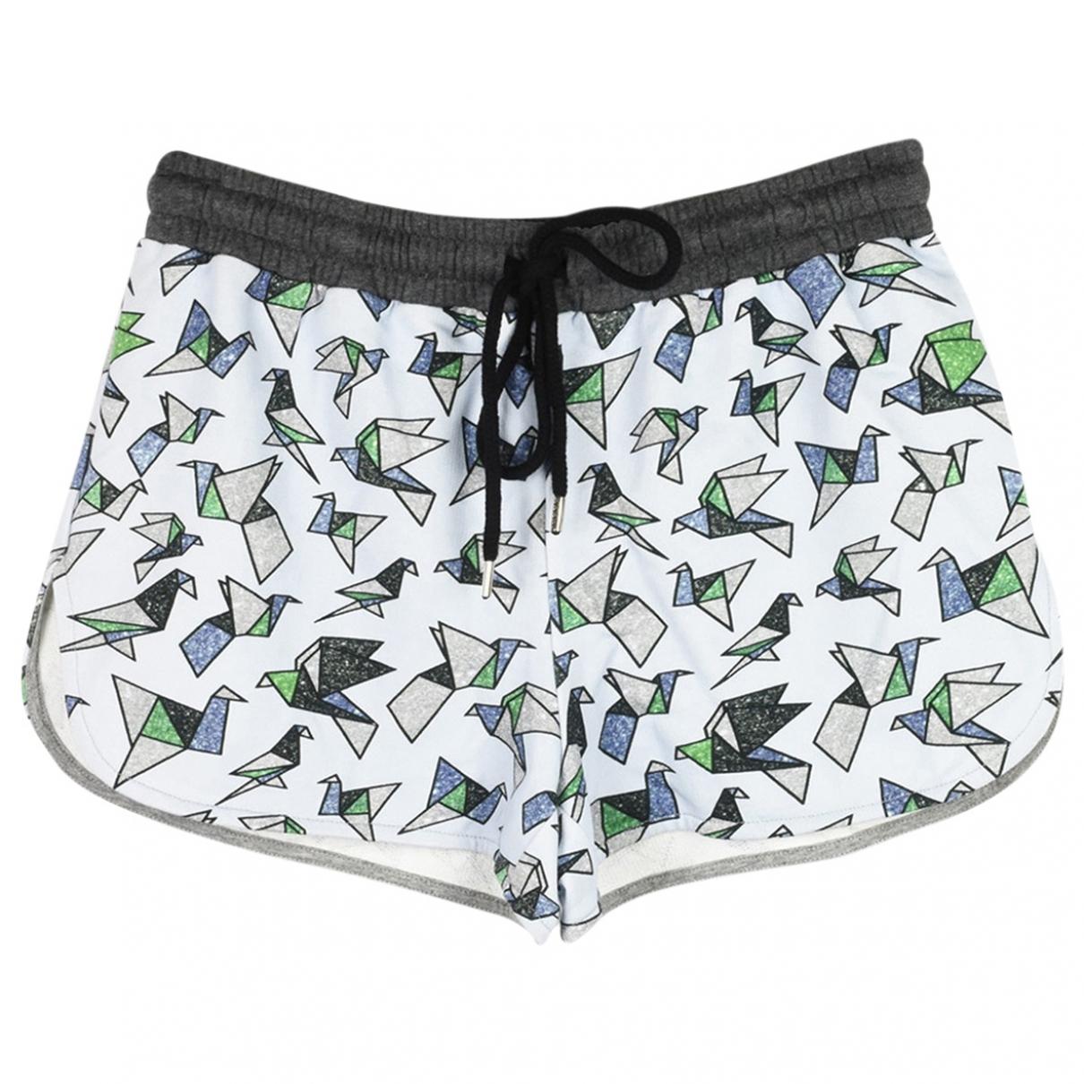 Markus Lupfer \N Shorts in  Blau Baumwolle