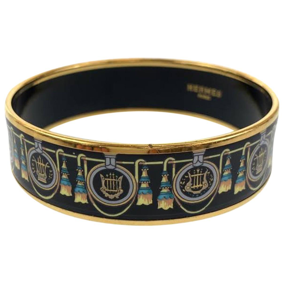 Hermes \N Armband in Metall